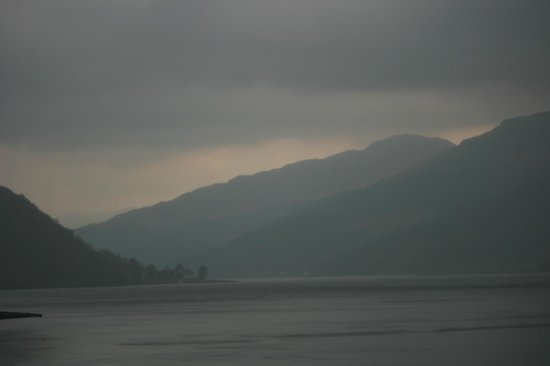 Lochside Guest House : View from grounds