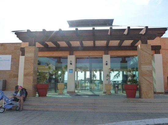 Club Caleta Dorada : Reception
