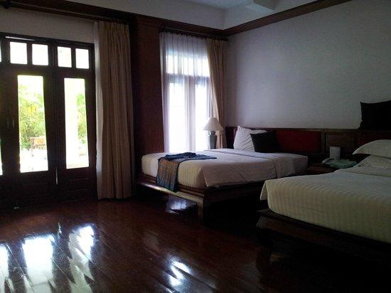 Samui Buri Beach Resort: Beds
