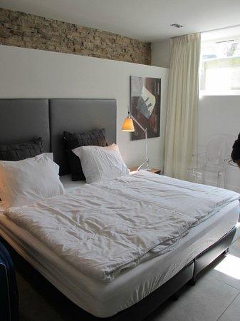 Amsterdam B&B Park9 : camera da letto