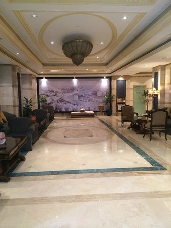 Dar Al Hijra InterContinental Madinah : Lobby