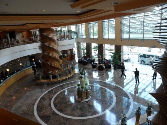 Sofitel Saigon Plaza : Lobby