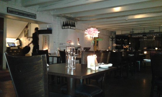 Brasserie Blanche : Interior