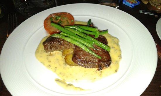 Brasserie Blanche : Main dish - entrecote