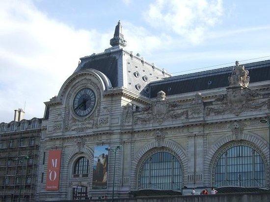 Musée d'Orsay : オルセー美術館 外観