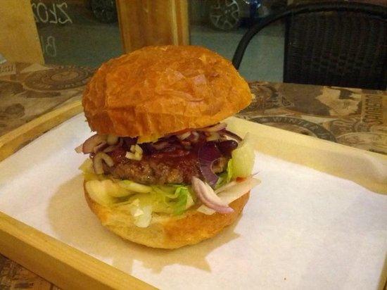 Big Mik : Hot Mexican Burger