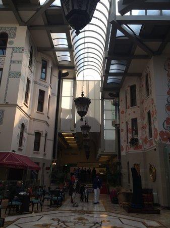Wyndham Istanbul Old City: Lobby