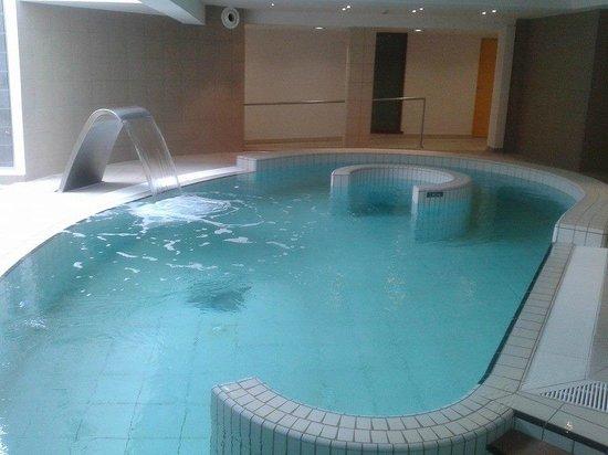 Radiana Hotel La Lechere : eau chaude