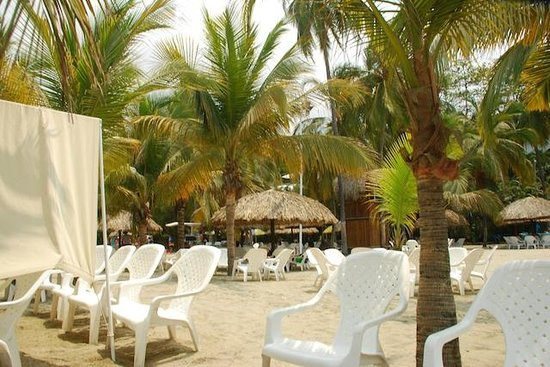 Decameron Galeon : hotel zona de shows
