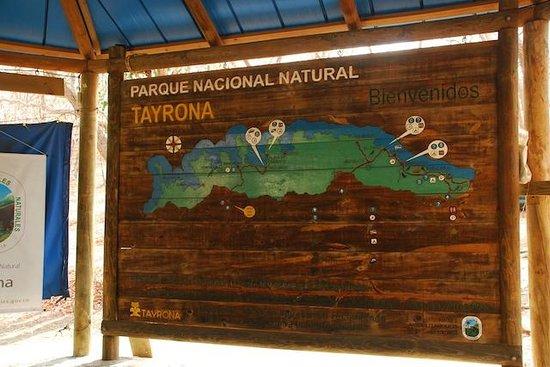 Decameron Galeón: parque tayrona