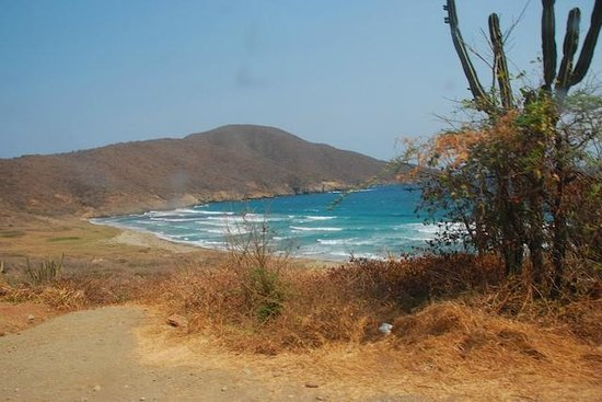 Decameron Galeón: playa cristal