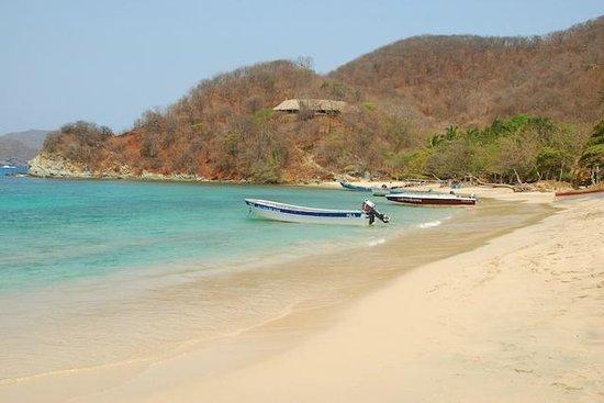 Decameron Galeón: playa cristal tayrona