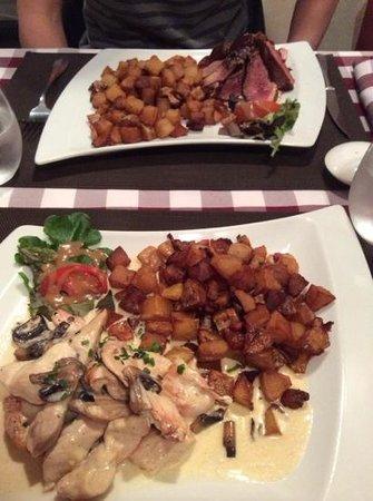 Les pieds sous la table la rochelle restaurantbeoordelingen tripadvisor - La table basque la rochelle ...