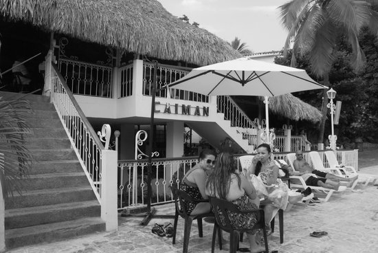 Decameron Galeon : hotel bar