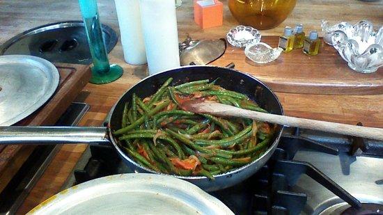 Enrica Rocca Cooking School Venice: Fresh Spring beans