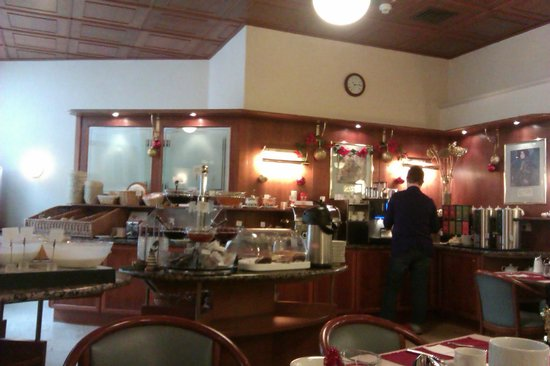 Austria Classic Hotel Wien: Breakfast