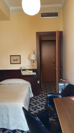 Hotel Milan Speranza Au Lac : Single room