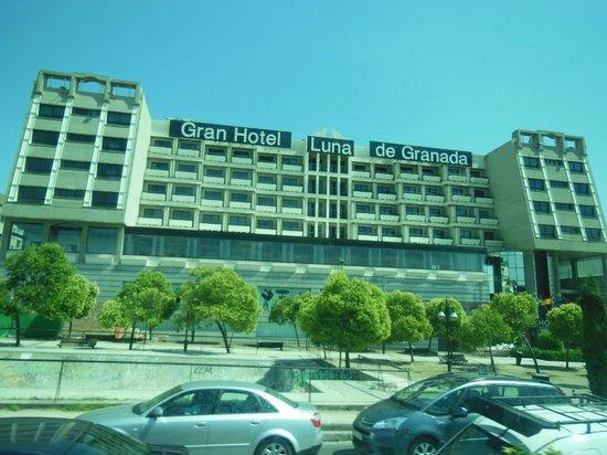 Sercotel Gran Hotel Luna de Granada: Hotel