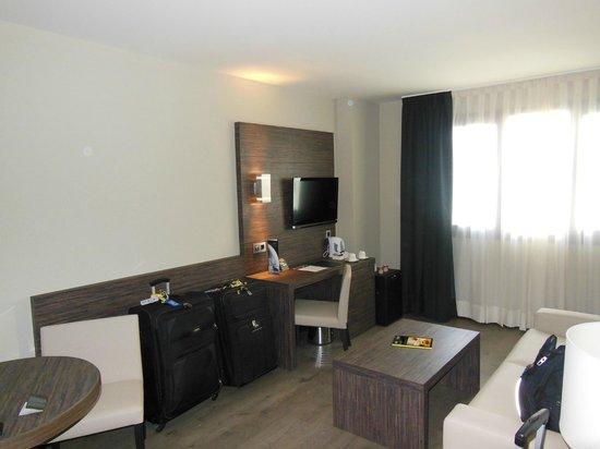 Sercotel Gran Hotel Luna de Granada: Suite