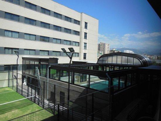 Sercotel Gran Hotel Luna de Granada: Pool Area