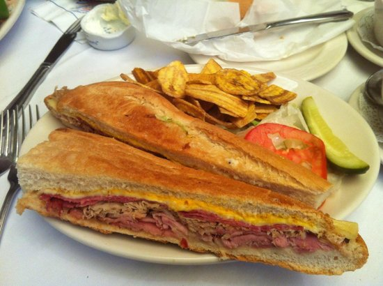 The Columbia Restaurant: The Cuban
