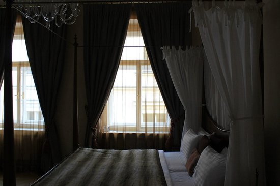 Smetana Hotel: Deluxe room