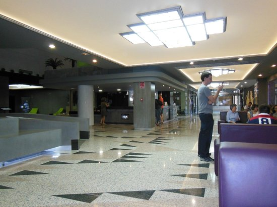 Sercotel Gran Hotel Luna de Granada: Lobby
