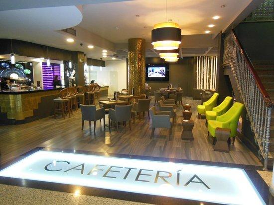 Sercotel Gran Hotel Luna de Granada: Cafeteria