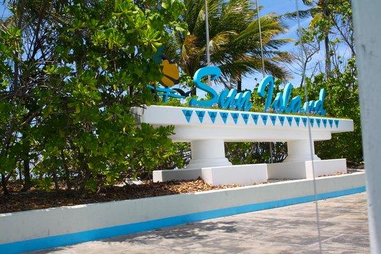 Sun Island Resort and Spa: Hotel