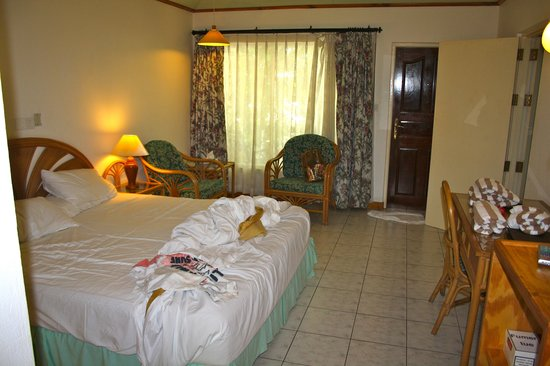 Sun Island Resort and Spa : chambres