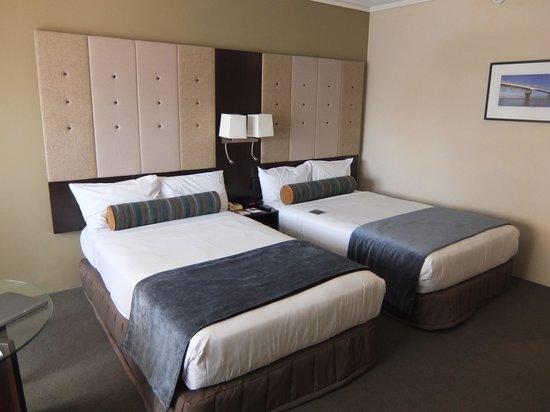 Grand Millennium Auckland : Our Beds