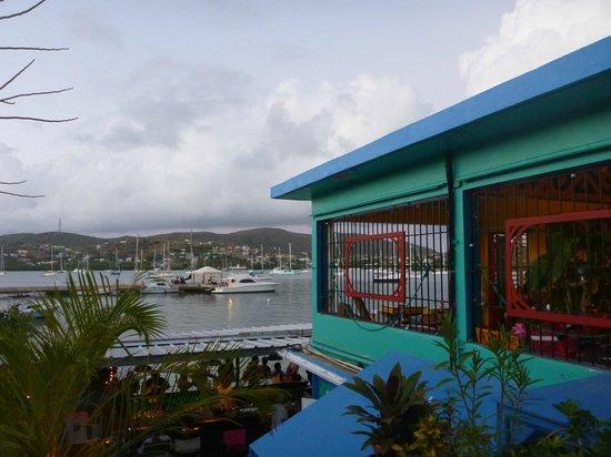 Casita Tropical: Dinghy Dock