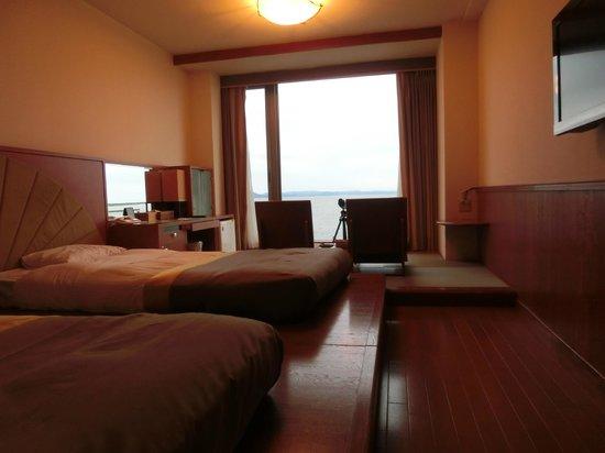 Lake Saroma Tsuruga Resort : お部屋