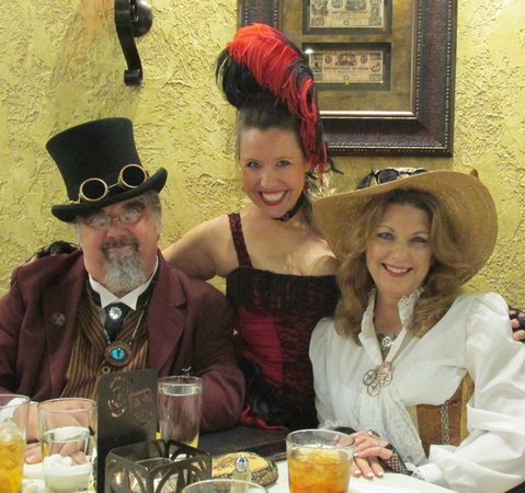 Texas Star Dinner Theater : Did I mention that I had a great time?