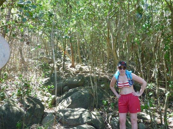 Casita Tropical: Trail to Resaca