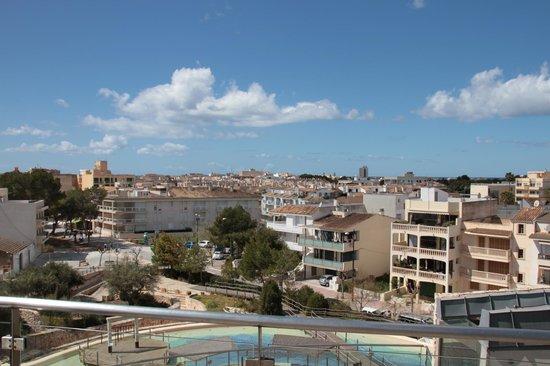 Universal Hotel Don Leon: Stadtansicht Colonia Sant Jordi