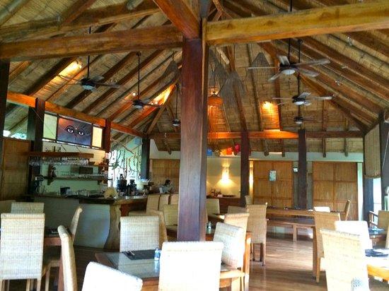 Pranamar Villas and Yoga Retreat : Dining Room