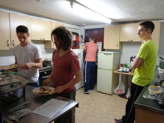 Lagan Backpackers: How stuff prepare your breakfast