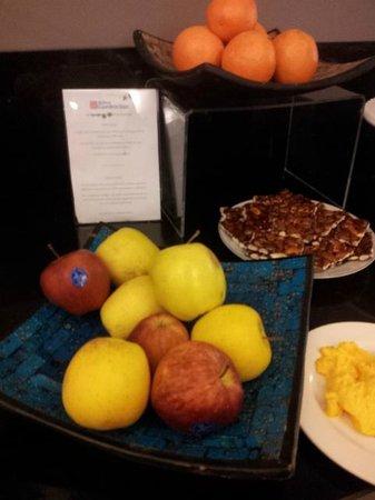 Hilton Garden Inn Venice Mestre San Giuliano: From the breakfast Buffet