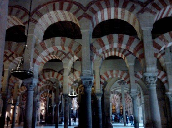 Moschee-Kathedrale (Mezquita de Córdoba): Arches