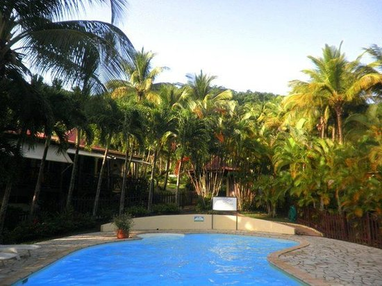 Habitation Grande Anse : Swimming pool