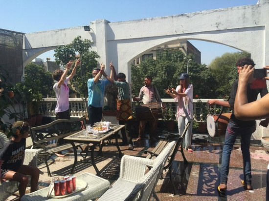 Sai Villa: Holi Celebration