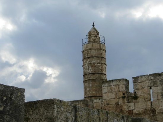 Tower of David Museum: Башня Давида.