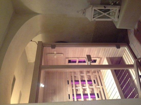 Agriturismo Mareli : sauna