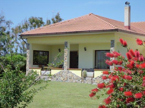 vista terrazza - Picture of B&B Casa Vacanze La Mimosa Alghero ...