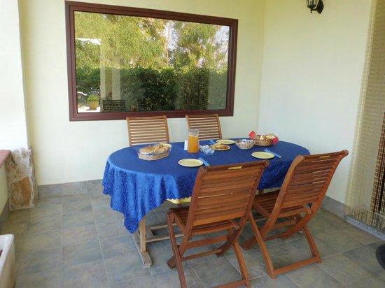 terrazza colazione - Foto di B&B Casa Vacanze La Mimosa Alghero ...