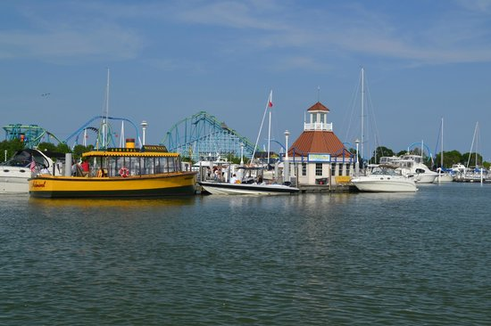 South Beach Resort Hotel Cedar Point Marina