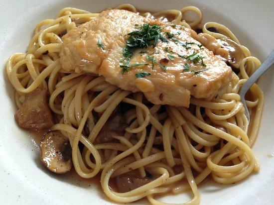 Azure Cafe: Chicken Marsala
