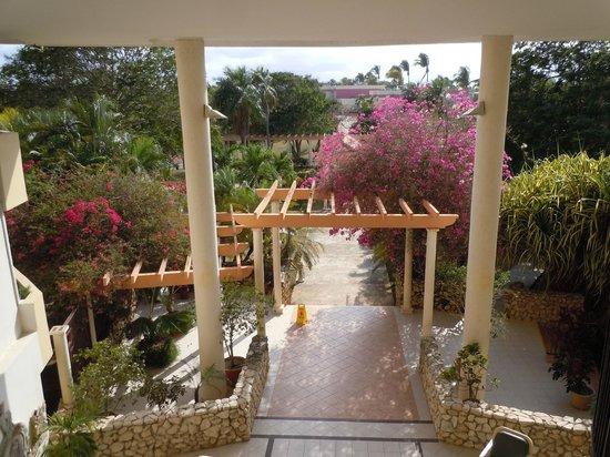 Hotel Los Cactus: Notre hall d'entrée
