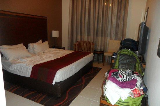 Xclusive Hotel Apartments: Bedroom
